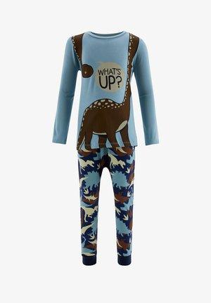 SET - Pyjamas - blue