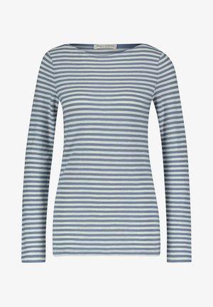 AUS ORGANIC QUALITÄT - Long sleeved top - bleu