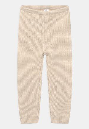 GARTER PANT UNISEX - Leggings - Trousers - french vanilla