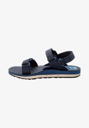 OUTFRESH DELUXE - Walking sandals - dark blue / blue