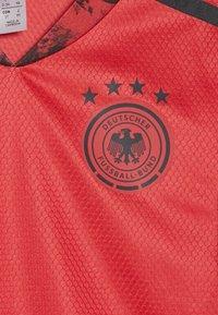 adidas Performance - DEUTSCHLAND DFB TORWART HEIMTRIKOT MINI - Oblečení národního týmu - glory red - 4