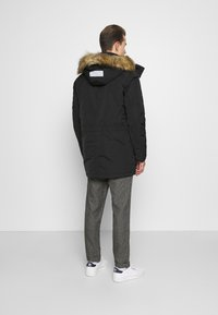 TOM TAILOR - Winter coat - black - 2