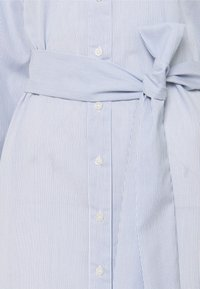 Lauren Ralph Lauren - BROADCLOTH DRESS - Shirt dress - blue/white multi - 6