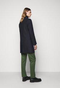HUGO - MIGOR - Classic coat - dark blue - 2