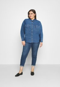 Levi's® Plus - ESSENTIAL WESTERN - Button-down blouse - going steady - 1