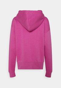 Nike Sportswear - HOODIE TREND - Sweatshirt - active fuchsia/white - 6