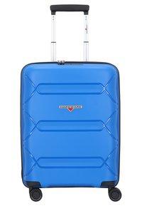 Hardware - TOKYO - Wheeled suitcase - cobalt blue - 3