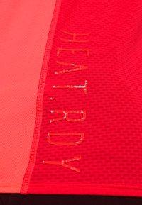 adidas Performance - ADIZERO HEAT.RDY SPORTS RUNNING SINGLET TANK - T-shirt sportiva - sigpnk - 7