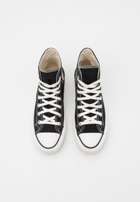 Converse - CHUCK TAYLOR ALL STAR LIFT - Vysoké tenisky - black/vintage white/multicolor - 5