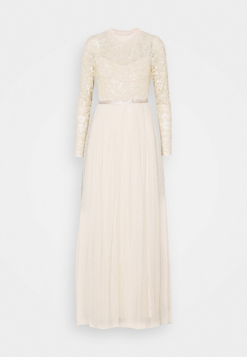 Needle & Thread - TEMPEST BODICE GOWN - Galajurk - champagne
