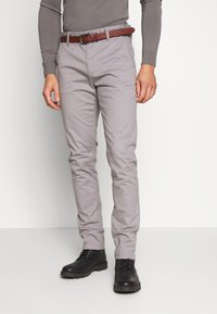 INDICODE JEANS - GOVER - Chinot - light grey - 0