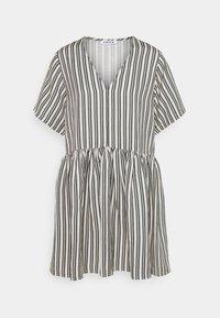 EDITED - MABEL DRESS - Day dress - beige/black - 5