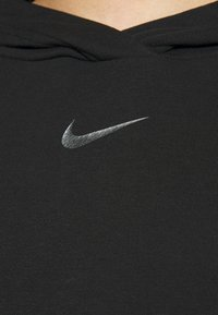 Nike Sportswear - Mikina skapucí - black/smoke grey - 3