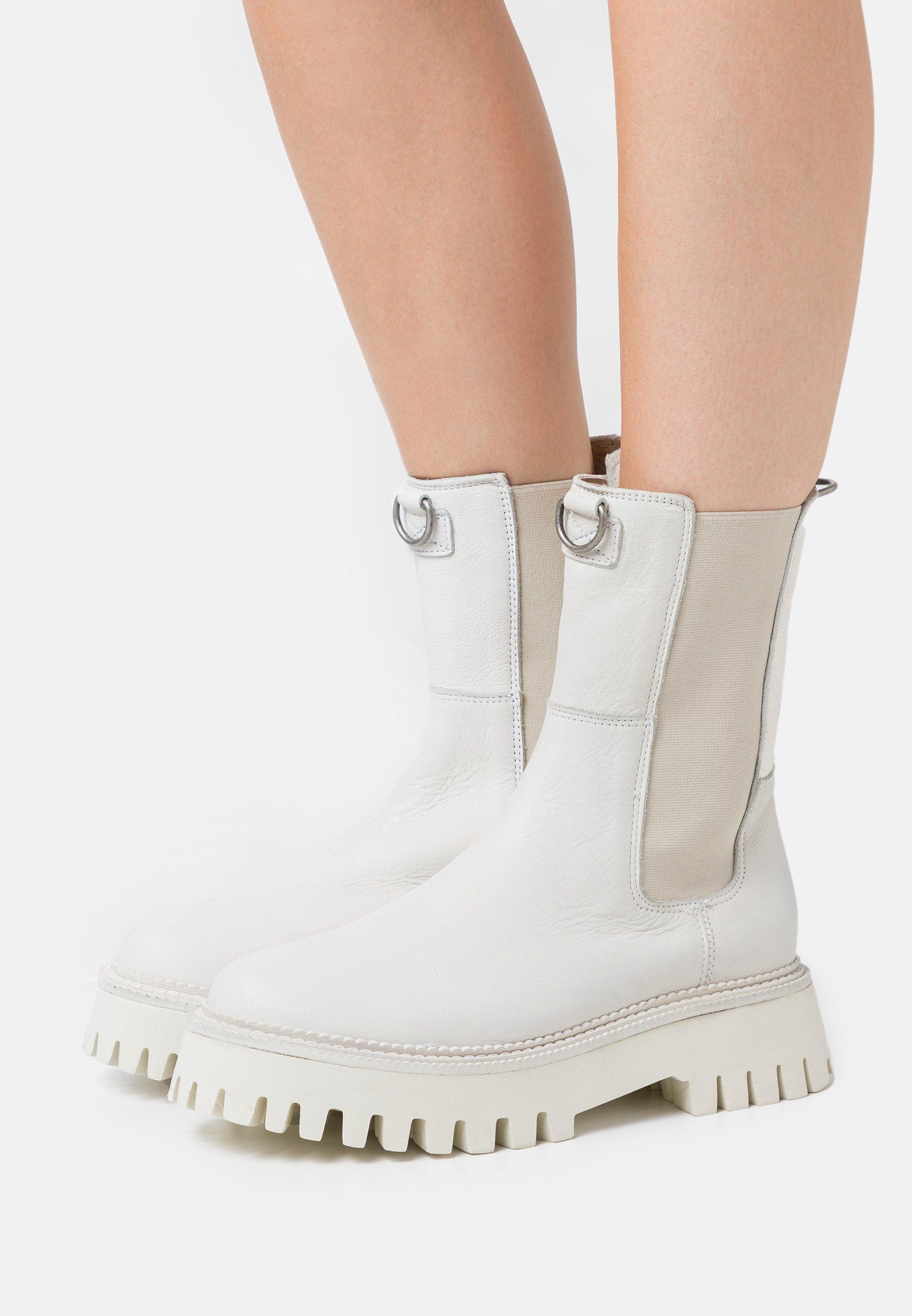 Women GROOV - Platform ankle boots