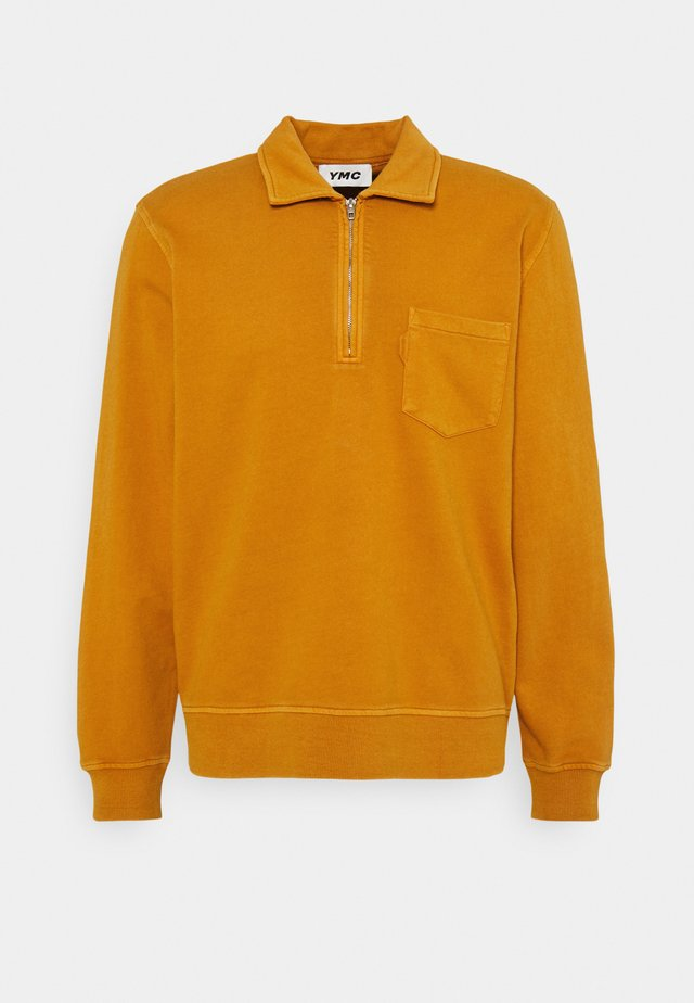 SUGDEN - Sweatshirt - yellow
