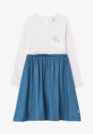MIT PAPERBAG TAILLE HAMPTON - Day dress - lila einhorn