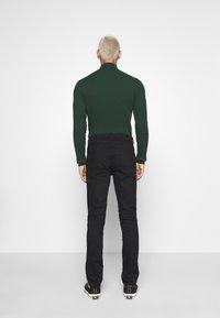 Burton Menswear London - TWILL - Jeans Skinny Fit - black - 2