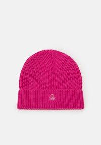Benetton - Bonnet - pink - 1