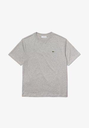 T-shirt basic - gris chine