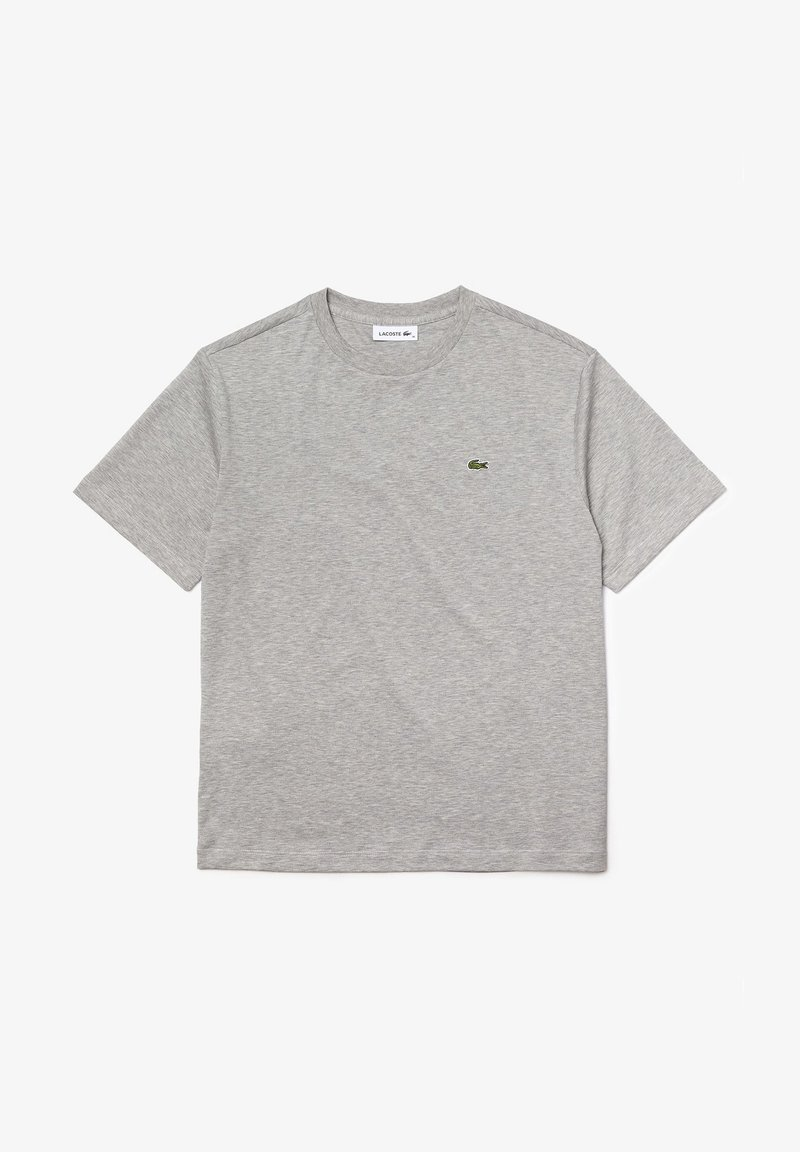 Lacoste - Basic T-shirt - gris chine