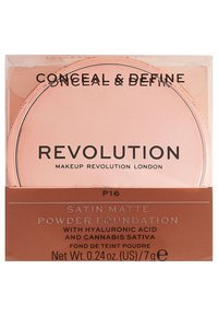 Make up Revolution - CONCEAL & DEFINE POWDER FOUNDATION - Foundation - p16 - 3