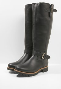 Panama Jack - AMBERES IGLOO TRAVELLING - Vysoká obuv - black - 4