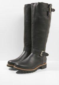 Panama Jack - AMBERES IGLOO TRAVELLING - Boots - black - 4