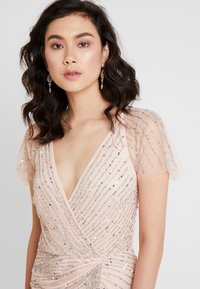 Lace & Beads - MAYSIE MAXI - Occasion wear - blush - 4