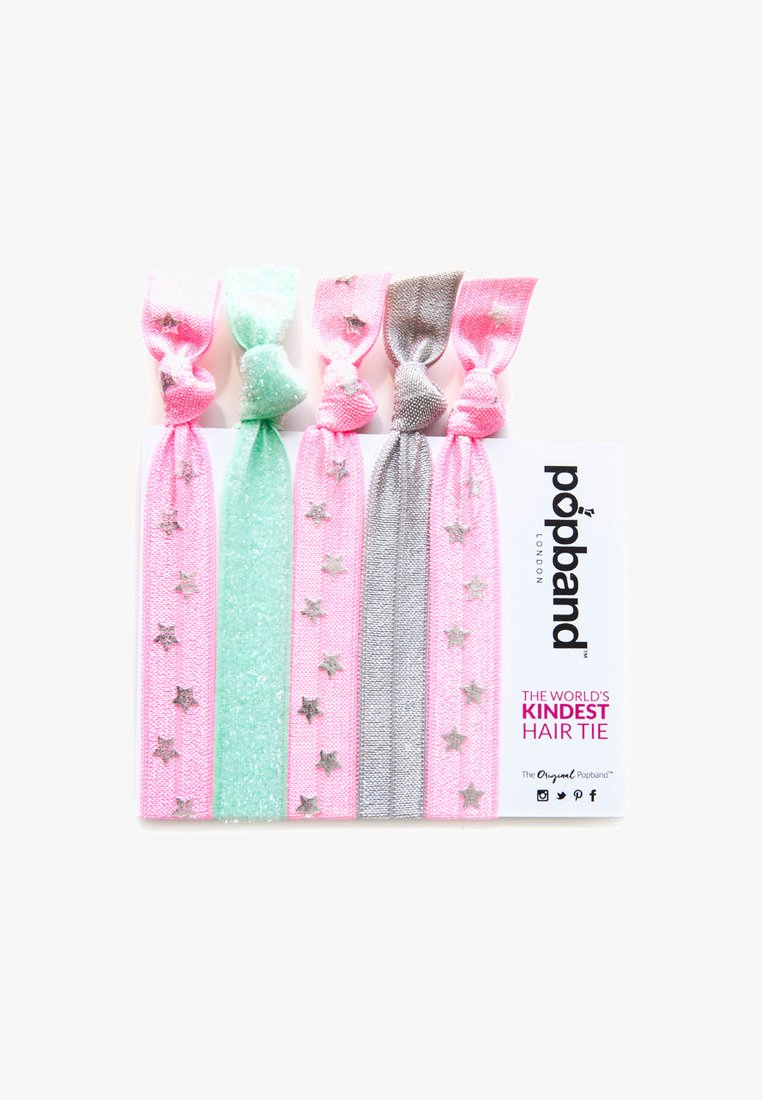 Popband - HAIRTIES MULTIPACK - Hair styling accessory - candy