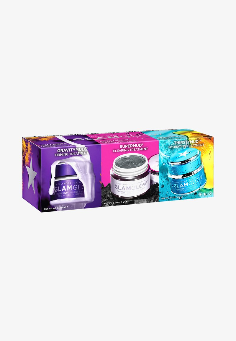 Glamglow - MASK TRIO - Skincare set - -
