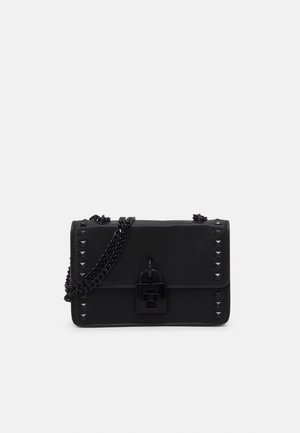 BASPENN CROSSBODY - Across body bag - black