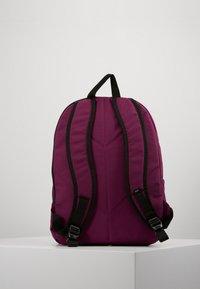Vans - UA OLD SKOOL PLUS II BACKPACK - Rucksack - dark purple - 4