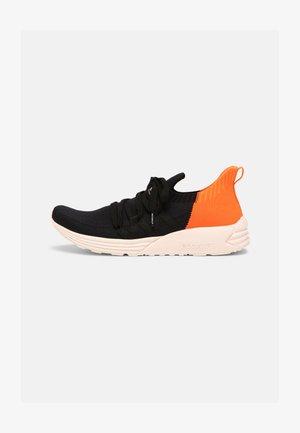 MALIBU - Trainers - orange/navy