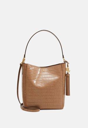ADLEY SHOULDER - Handbag - nude