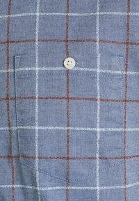 s.Oliver - LANGARM - Shirt - blue - 5