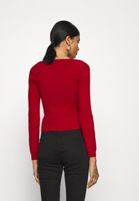 Fashion Union - JESSICA - Pullover - red - 2