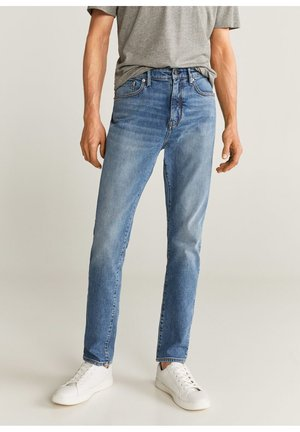 TOM TAPERED FIT - Jeans slim fit - mittelblau