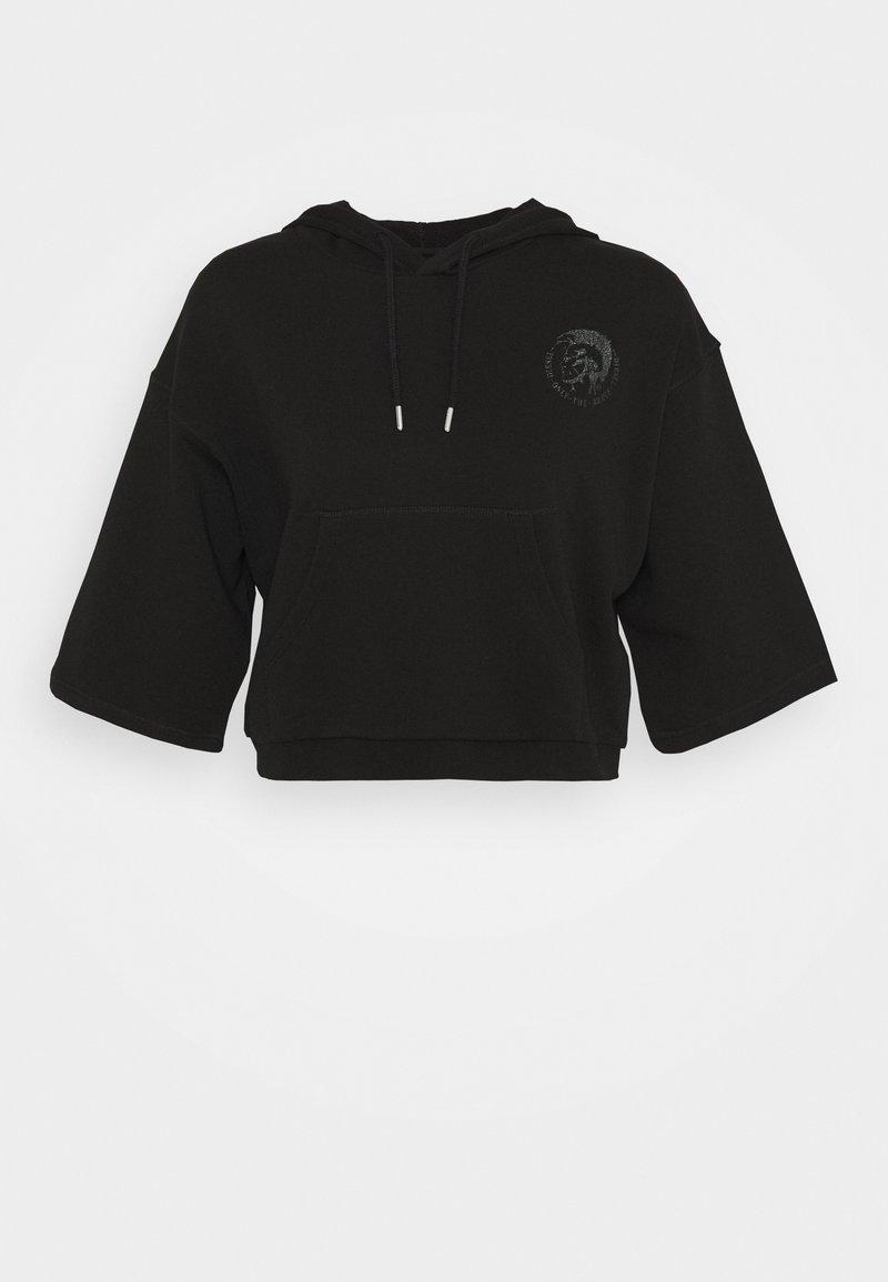 Diesel - UFLT-JONIES SWEAT-SHIRT - Pyjama top - black