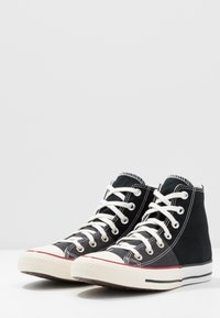 Converse - CHUCK TAYLOR ALL STAR  - Sneakers hoog - black/white/egret - 2