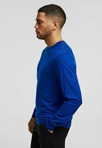 KARL LAGERFELD - Džemperis - blue - 3