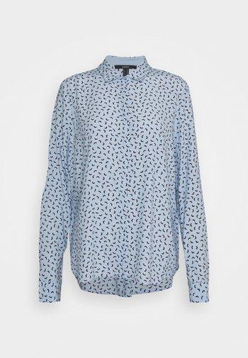Košile - pastel blue
