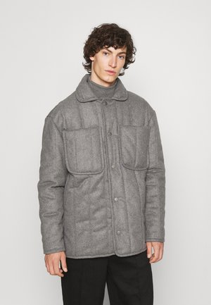 POINT COLLAR COAT - Lett jakke - grey