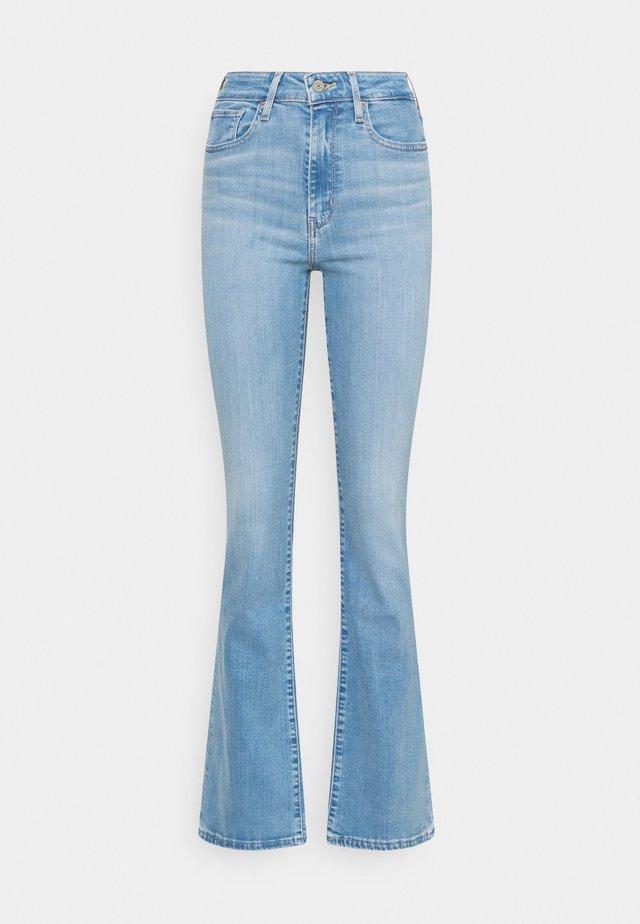 725 HIGH RISE BOOTCUT - Bootcut jeans - light-blue denim