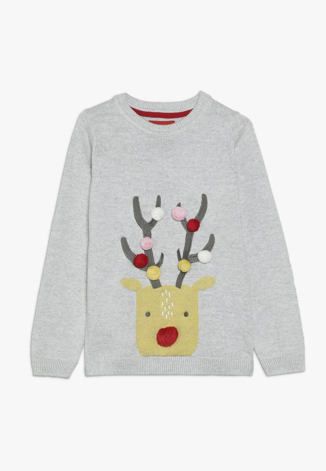FLOW FEST UNICORN JUMPER - Jumper - grey