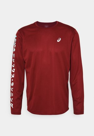 KATAKANA - Sports shirt - burgundy