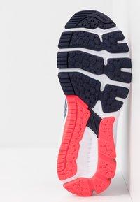ASICS - Stabilní běžecké boty - blue coast/peacoat - 4