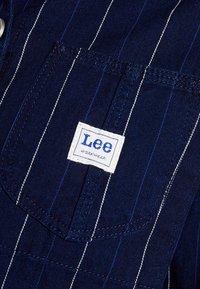Lee - CHORE JACKET - Veste en jean - blue work - 5