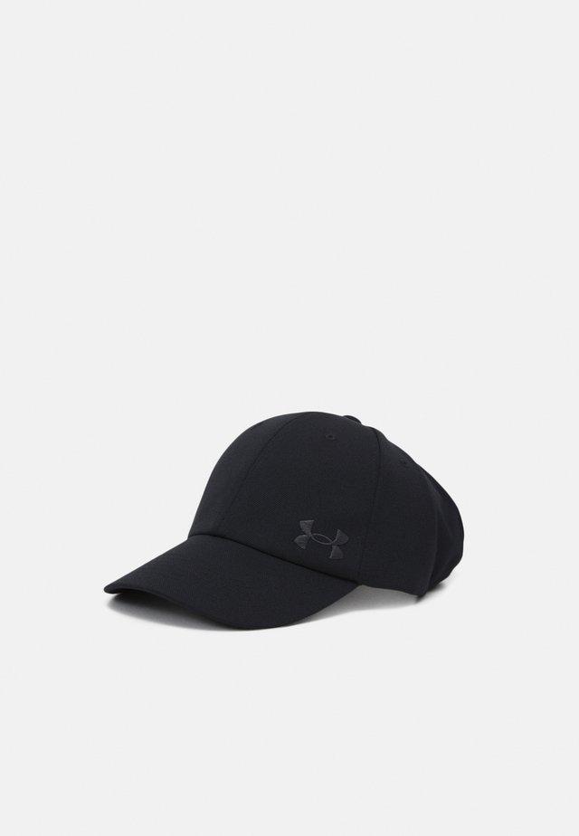 PLAY UP WRAPBACK - Cap - black