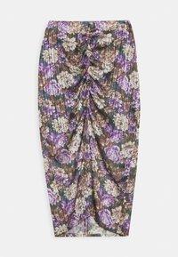Birgitte Herskind - ALEXIS SKIRT - Pencil skirt - purple - 3