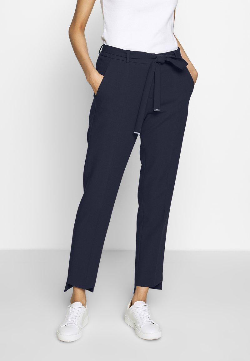 HUGO - HADARI - Kalhoty - open blue